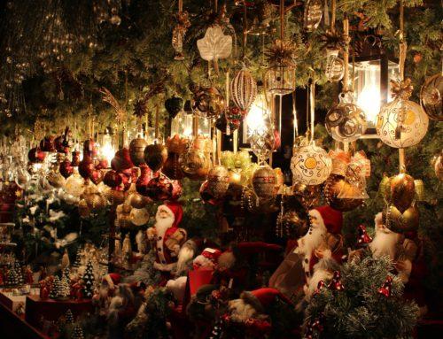 Ricordi a…..Natale – Mercatino di Sabato 8 Dicembre